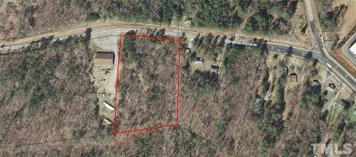 Wake County Residential Lots & Land Contingent: 1347 Holly Springs New Hill Road