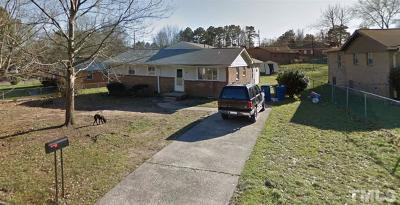 Durham Single Family Home For Sale: 2014 Athens Avenue