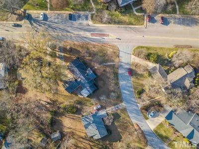 Raleigh Residential Lots & Land For Sale: 702 Graham Street