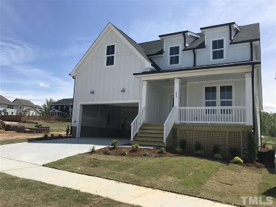Wendell Single Family Home For Sale: 429 Slick Rock Road