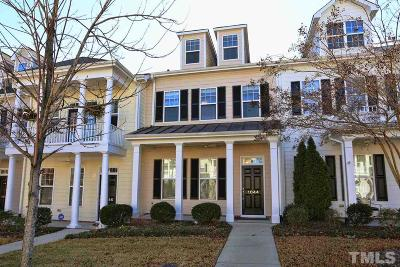 Chatham County Townhouse Contingent: 1044 Philpott Drive