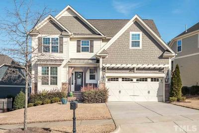 Holly Springs Single Family Home For Sale: 320 Silver Bluff Street