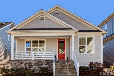 Chatham County Single Family Home Contingent: 133 Old Piedmont Circle