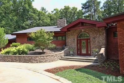 Pittsboro Single Family Home For Sale: 80 Canopy