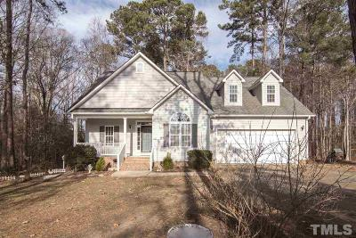 Garner Single Family Home For Sale: 6820 Stevens Oaks Drive