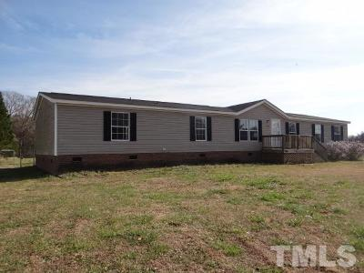 Manufactured Home Contingent: 8930 Flower Hill Road