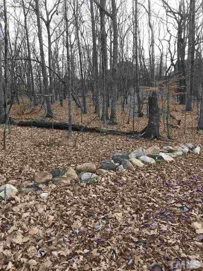 Chapel Hill Residential Lots & Land For Sale: Lot 11 Clearwater Lake Road