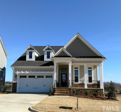 Chatham County Single Family Home For Sale: 182 Legacy Club Drive