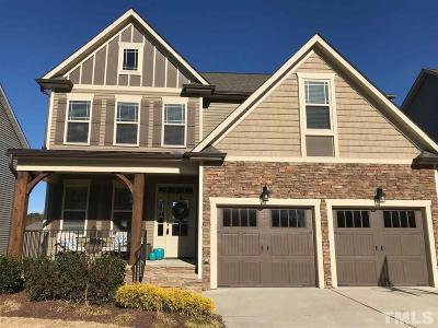 Rolesville Single Family Home For Sale: 309 Marshcroft Way