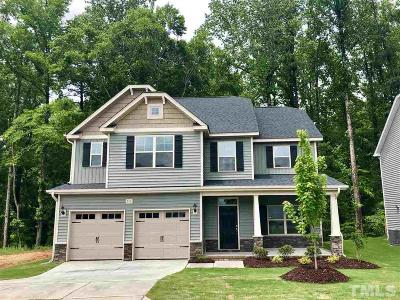 Youngsville Single Family Home For Sale: 511 Holden Forest Drive