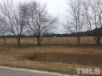 Johnston County Residential Lots & Land For Sale: 120 Hardy Road