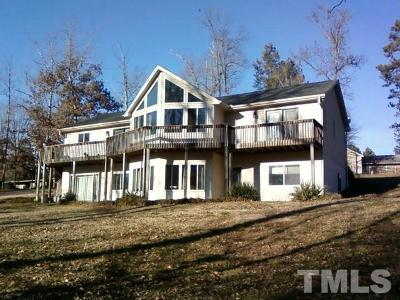 Single Family Home For Sale: 161 Kerr Lake Club Drive