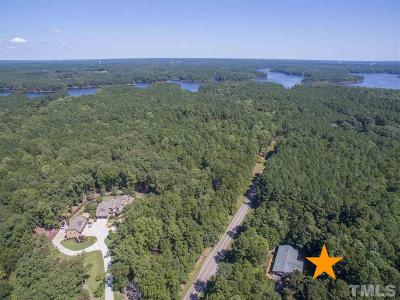Raleigh Residential Lots & Land For Sale: 15501 Possum Track Road
