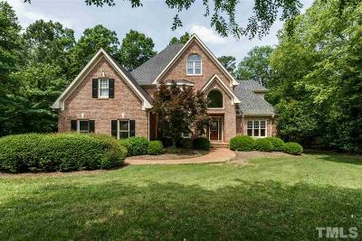 Cary Single Family Home For Sale: 115 Ronsard Lane