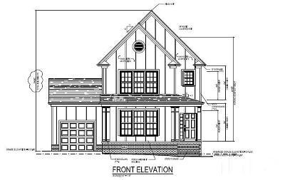 Raleigh Single Family Home For Sale: 1419 Joe Louis Avenue