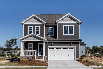 Chatham County Single Family Home For Sale: 429 Mallard Landing Drive