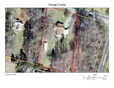 Orange County Residential Lots & Land For Sale: 1209 Us 70