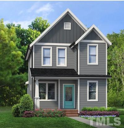 Chapel Hill Single Family Home For Sale: 346 Granite Mill Boulevard