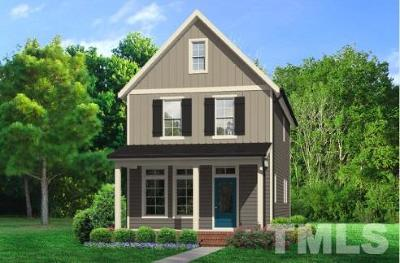 Chapel Hill Single Family Home For Sale: 2325 Great Ridge Parkway