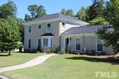 Dunn NC Single Family Home Pending: $187,900