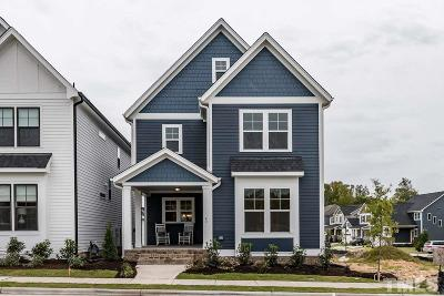 Chatham County Single Family Home For Sale: 290 Quarter Gate Trace