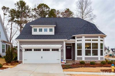 Wendell Single Family Home For Sale: 1629 Chestnut Falls Road