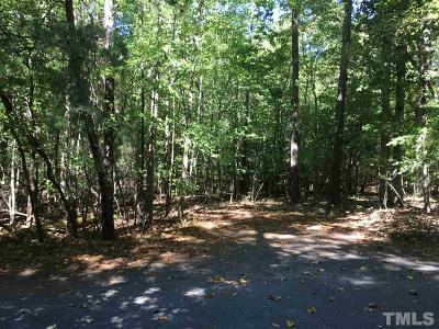 Chapel Hill Residential Lots & Land For Sale: 197 Swansea Lane