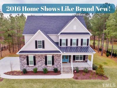 Wake Forest Single Family Home For Sale: 8029 Debenham Drive