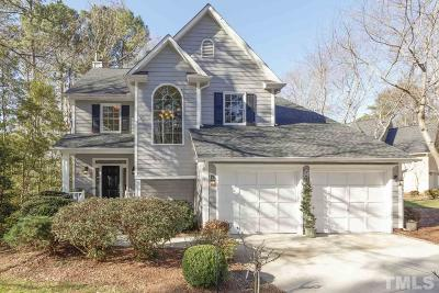 Cary Single Family Home Contingent: 102 Ripplewater Lane