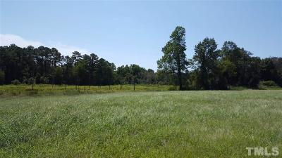 Johnston County Residential Lots & Land For Sale: 620 Tart Town Road