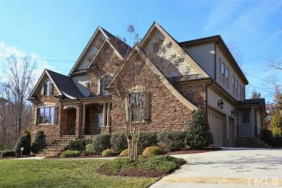Chapel Hill Single Family Home For Sale: 202 Alta Court