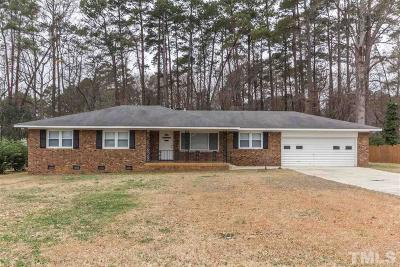 Single Family Home Contingent: 4704 Greenbrier Road