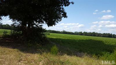Sampson County Residential Lots & Land For Sale: off Maple Grove Church Road