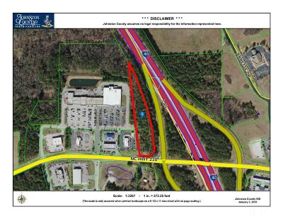 Johnston County Commercial Lots & Land For Sale: 12304 Nc 210 Highway