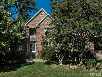 Morrisville Single Family Home For Sale: 113 Preston Grande Way