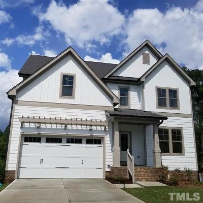 Knightdale Single Family Home For Sale: 760 Fireball Court