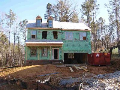 Blalock Forest Single Family Home For Sale: 6509 Clogher Road