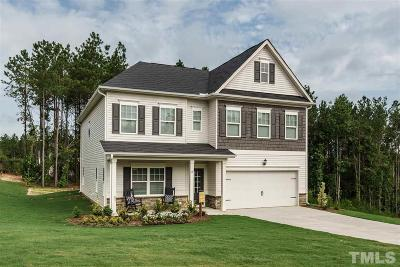 Wake Forest Single Family Home For Sale: 9021 Patmos Way