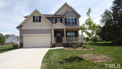 Johnston County Single Family Home For Sale: 82 W Calvert Court