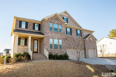 Raleigh Single Family Home For Sale: 5429 Overdale Lane