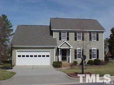Cary Single Family Home Pending: 100 Cibola Drive