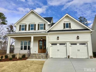 Holly Springs Single Family Home For Sale: 337 Fairway Vista Drive