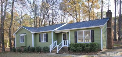 Cary Single Family Home Contingent: 302 Abbey Lane