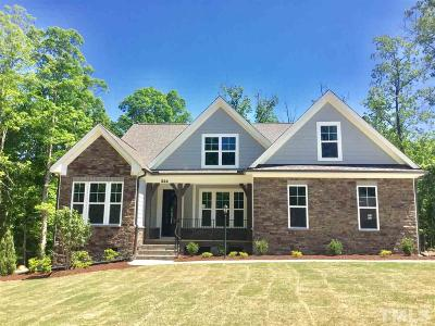 Chatham County Single Family Home For Sale: 224 Beech Slope Court