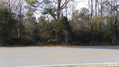 Johnston County Residential Lots & Land For Sale: Bugshop Road