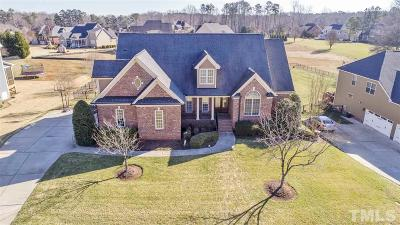 Raleigh Single Family Home Contingent: 3321 Cotten Road