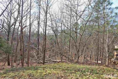 Chapel Hill Residential Lots & Land For Sale: 10365 Stephens