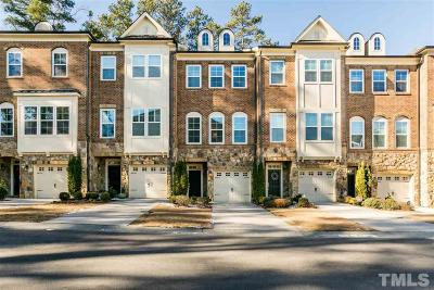 Townhouse For Sale: 3606 Winifred Way