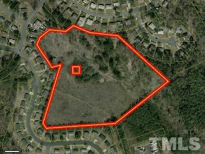 Durham Residential Lots & Land For Sale: 2614 Hinson Drive
