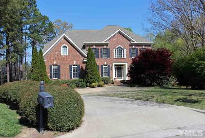 Cary Single Family Home For Sale: 120 Parmalee Court